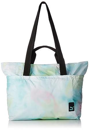 63695c42508c Puma Shoulder bag Prime Large Shopper F 074569-02 blue-multicoloured One  size