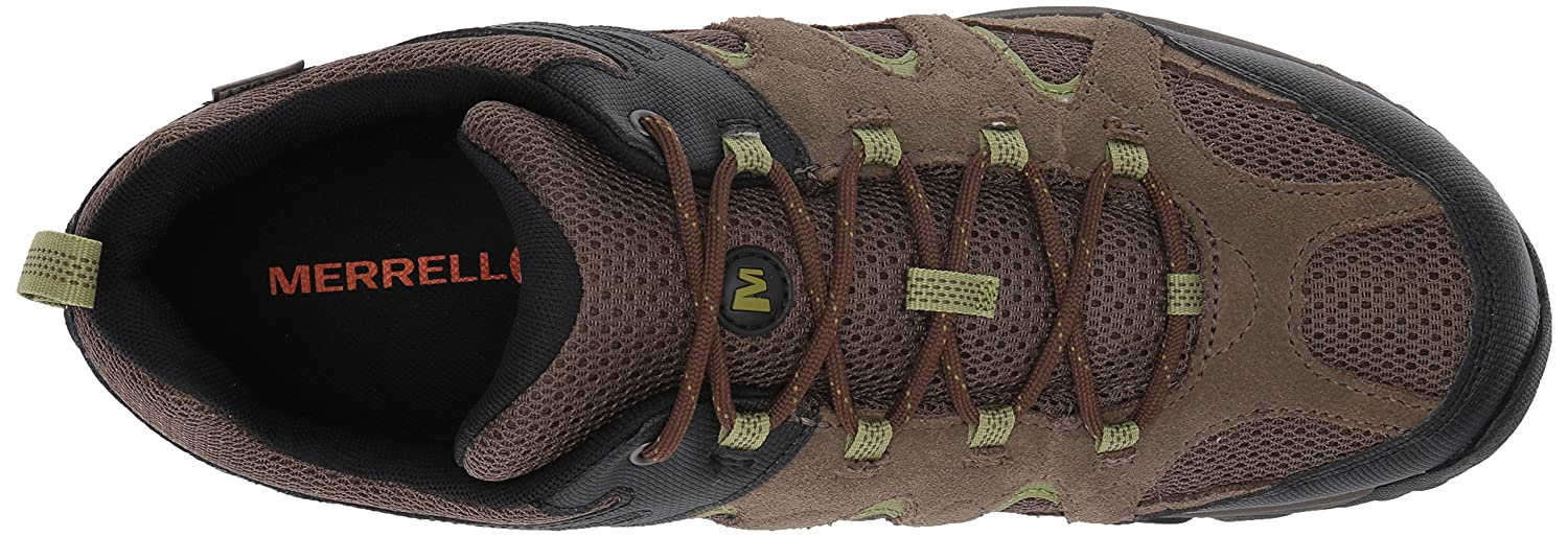 Merrell Men's Outmost Vent Waterproof Hiking Shoe B072R1G184 9.5 W US|Boulder