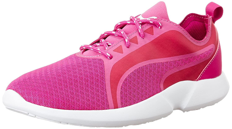 Puma Damen Vega Evo Magenta Sneaker Pink (Ultra Magenta-ultra Magenta Evo 03) 4b5200