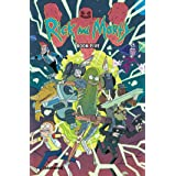 Rick and Morty Book Five: Deluxe Edition (5)