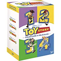 Toy Story PACK 1-4 [DVD]