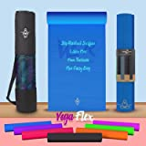We R Sports YogaFlex 60mm Non-Slip Yoga Pilates Mat With Carry Bag