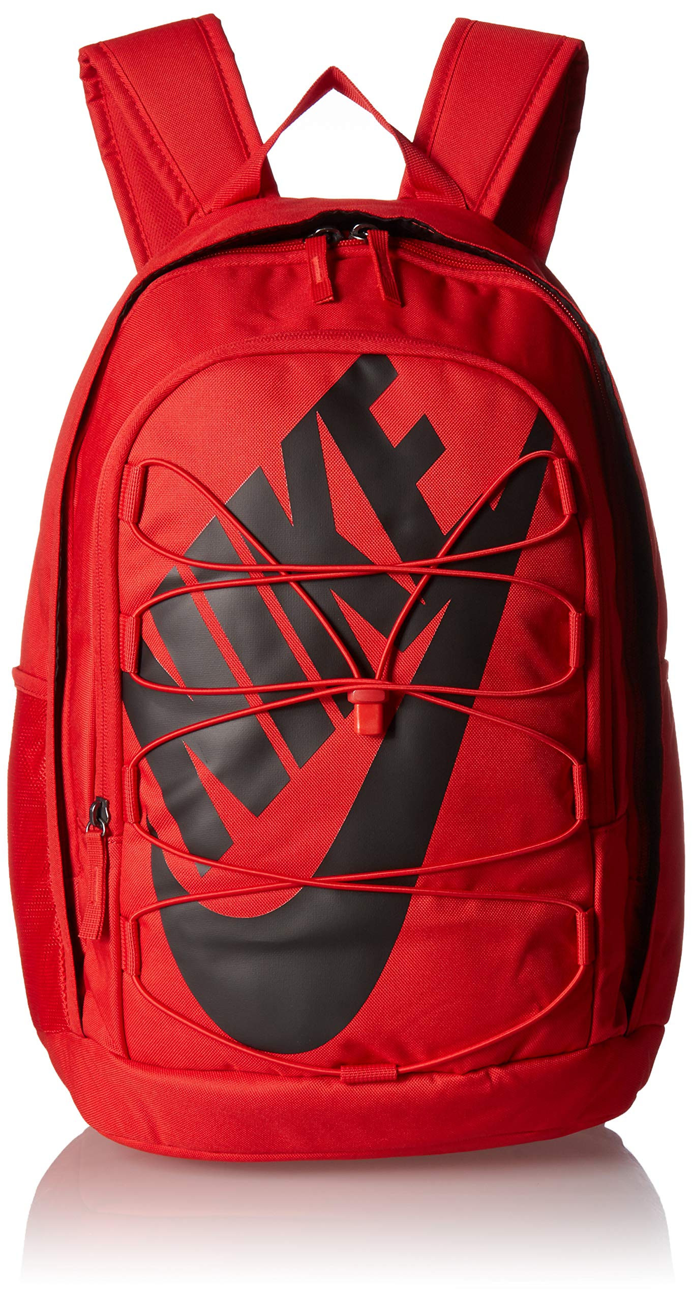 Nike Hayward 2.0 Backpack, Backpack for Women and Men with Polyester Shell & Adjustable Straps, University Red/University Red by Nike