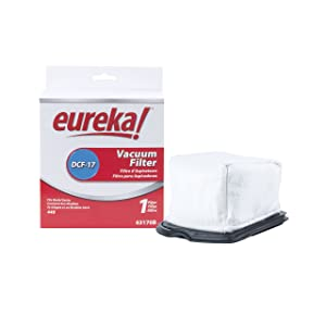 Genuine Eureka DCF-17 Filter 63170B - 1 filter