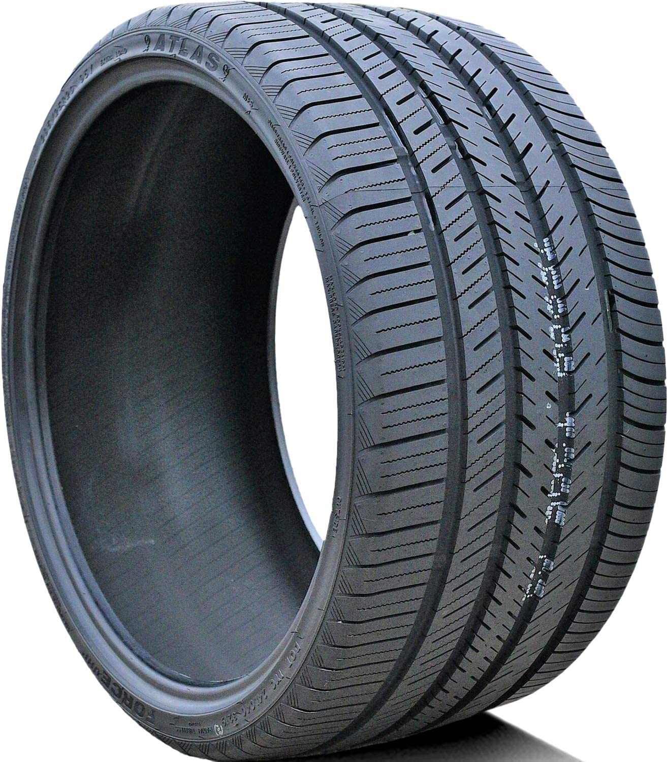 Atlas Tire Force UHP High Performance All-Season Radial Tires-225//35R18 87W XL Set of 4 FOUR