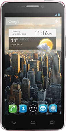 Alcatel One Touch Idol - Smartphone libre Android (pantalla 4.7 ...