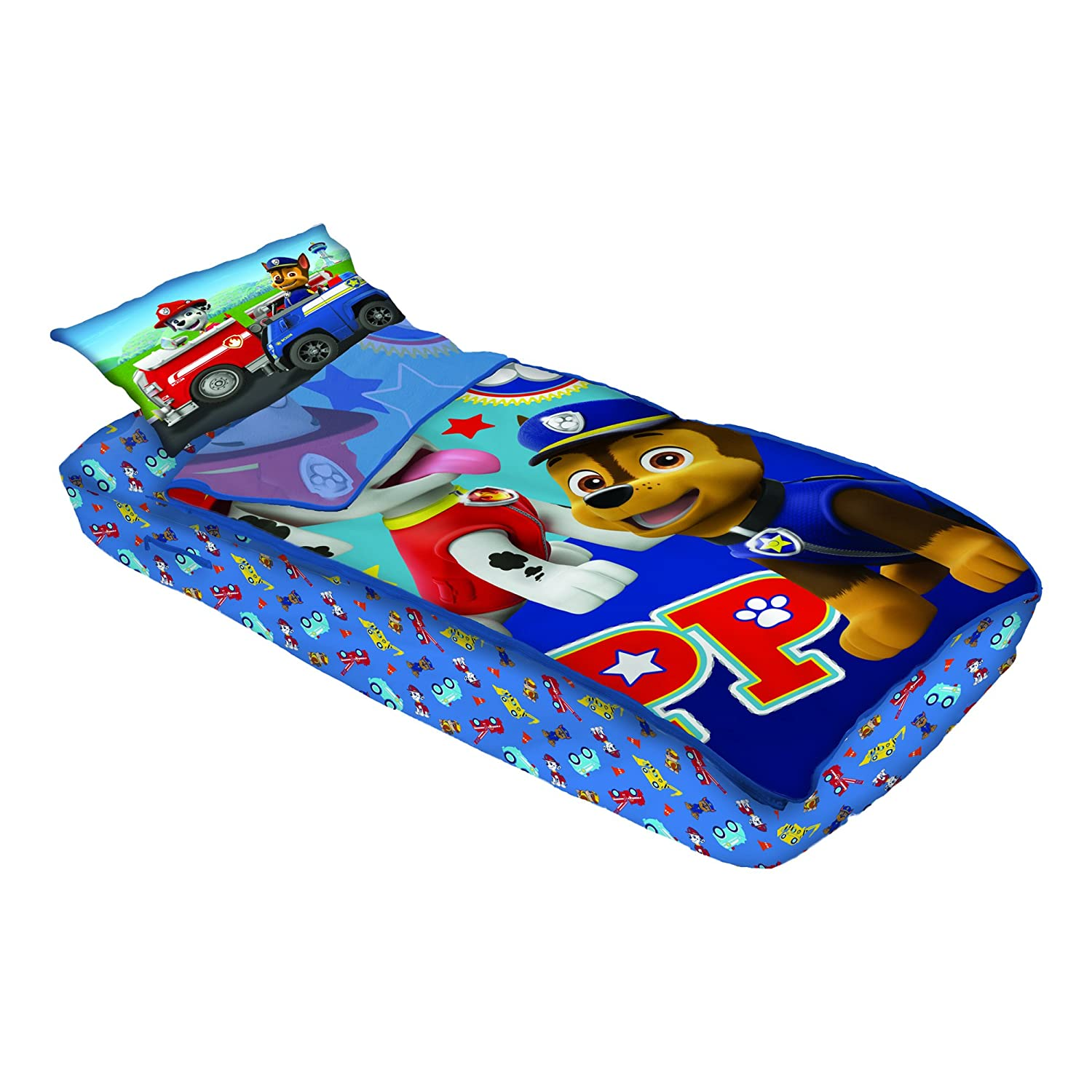 Paw Patrol Zip It Bedding Set 3 Piece Boys Kids Toddler