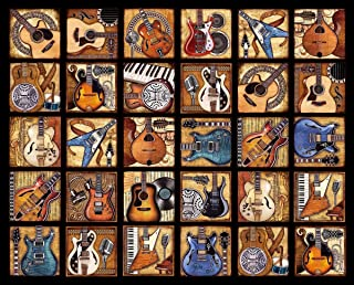 product image for Springbok 2000 Piece Jigsaw Puzzle Six String Symphony