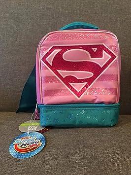 DC Comics D.C. Superhero Girls Supergirl Bolsa para el ...