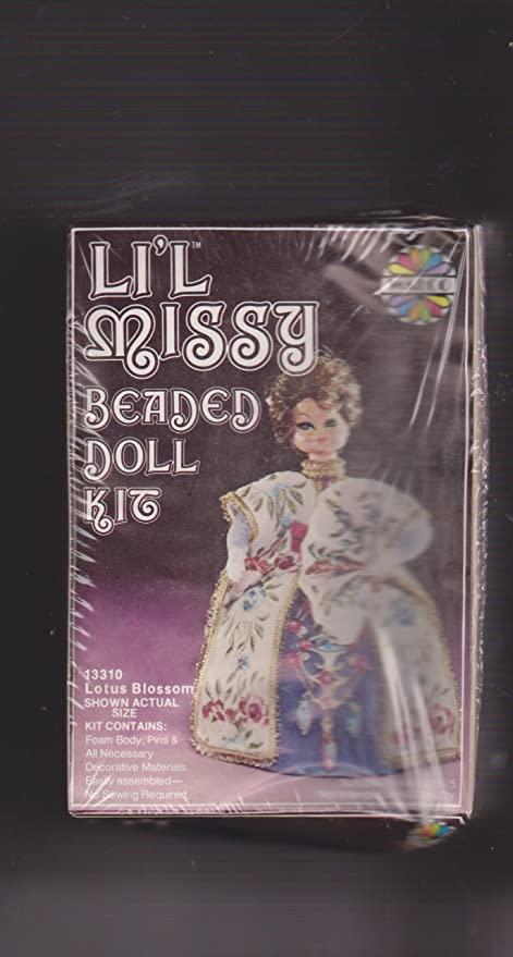 Amazon com: Li'l Missy Beaded Doll Kit #13310: Everything Else