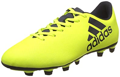 online store 89f74 edc24 Adidas Men s X 17.4 FxG Syello Legink Legink Football Boots - 6 UK
