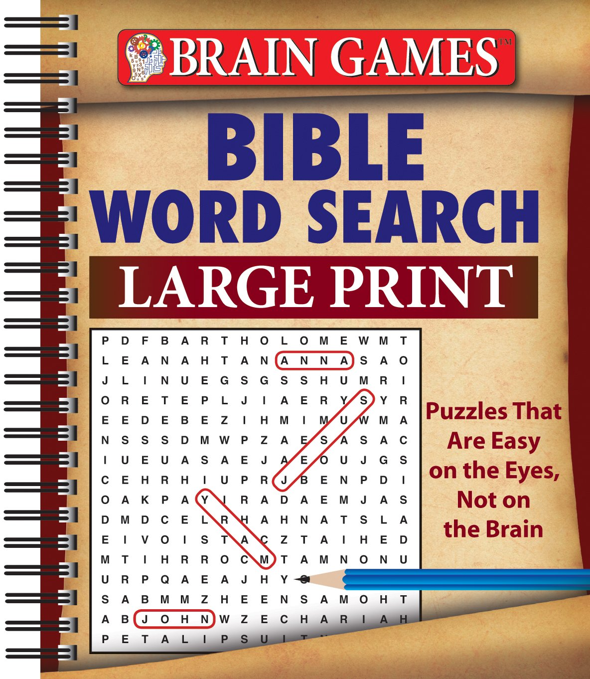 brain games bible word search large print editors of
