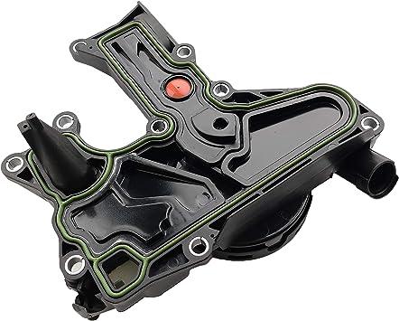 Oil Separator PCV Valve for 2012-2017 Audi A3 TT MK2 A4 A5 A6 Q3 Q5 2.0T TSI