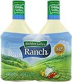 Hidden Valley The Original Ranch Dressing, Homestyle, 2-Count Bottle, 80 fl oz Total