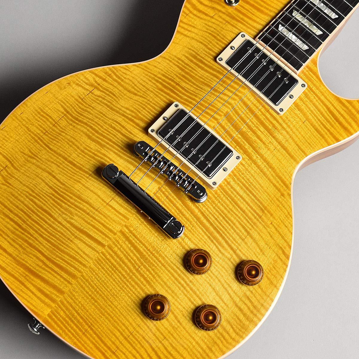 Gibson Les Paul Standard 2019 Trans Amber S/N:190016686 ギブソン   B07L72P7DJ