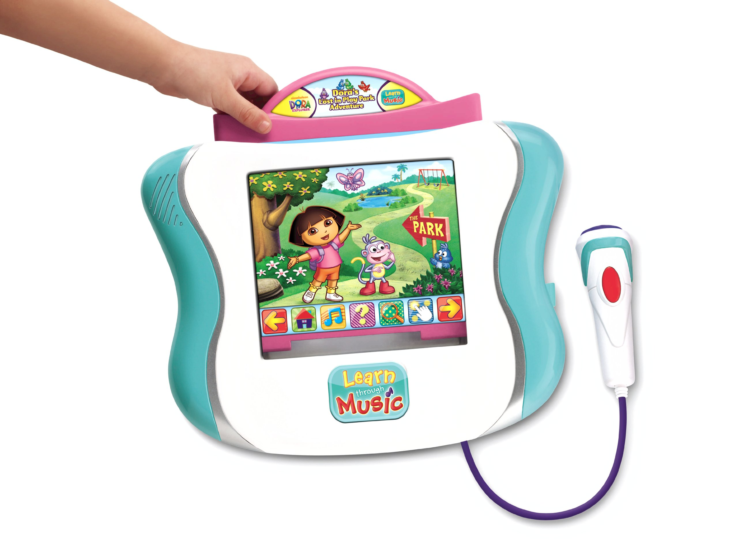Fisher-Price Learn Through Music Touchpad Software - Dora's Lost in Play Park Adventure by Fisher-Price (Image #2)