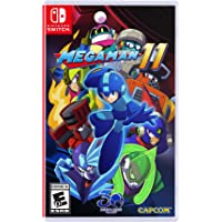 Mega Man 11 Standard Edition for Nintendo Switch by Capcom