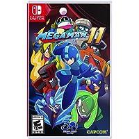 Mega Man 11 Standard Edition for Nintendo Switch