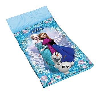 Frozen, Saco de dormir para niños, 140x60 cm: JOHN: Amazon.es: Juguetes y juegos