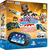 Sony PS Vita WiFi Console with 10 game Mega Pack on 8GB Memory Card (PlayStation Vita)