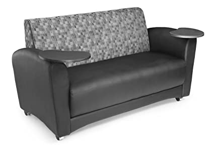 Amazon.com: Sofá tapizado de la serie OFM InterPlay ...