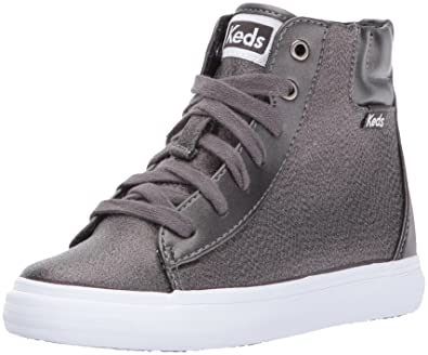 271a3ceb2e6 Keds Girls  Double Up High Top Sneaker
