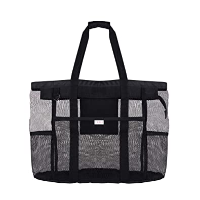 91b59ed74e05 Beach bag. Shopping bag. TINEI Mesh Tote Bag. Business