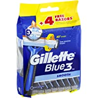 Gillette Blue III Disposable, 16 Pack