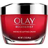 Olay Face Moisturizer Cream, Regenerist Micro-Sculpting Cream, 1.7 oz (packaging may vary)