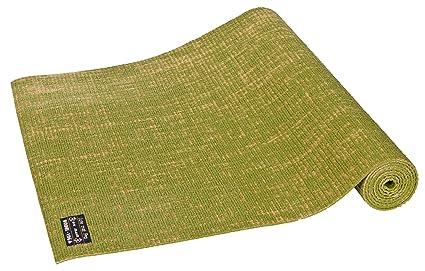 Yoga Mat Yute Pro, Verde Oliva: Amazon.es: Deportes y aire libre