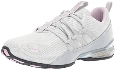 e740b92aabe6 PUMA Women s Riaze Prowl Sneaker Gray Violet-Winsome Orchid 5.5 ...