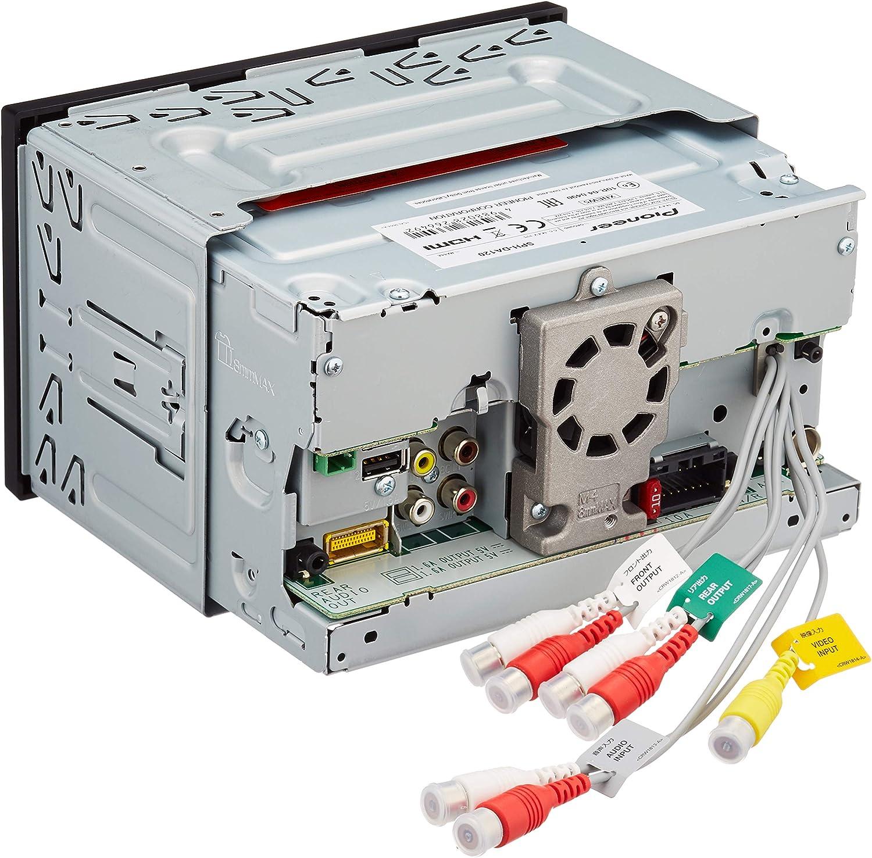 COLOR REAR VIEW CAMERA W// QUICK CONNECT FOR FOR PIONEER SPH-DA120 SPHDA120