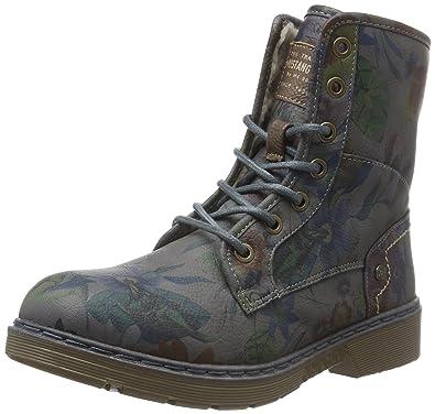 Mustang Damen 1235 605 226 Biker Boots: : Schuhe
