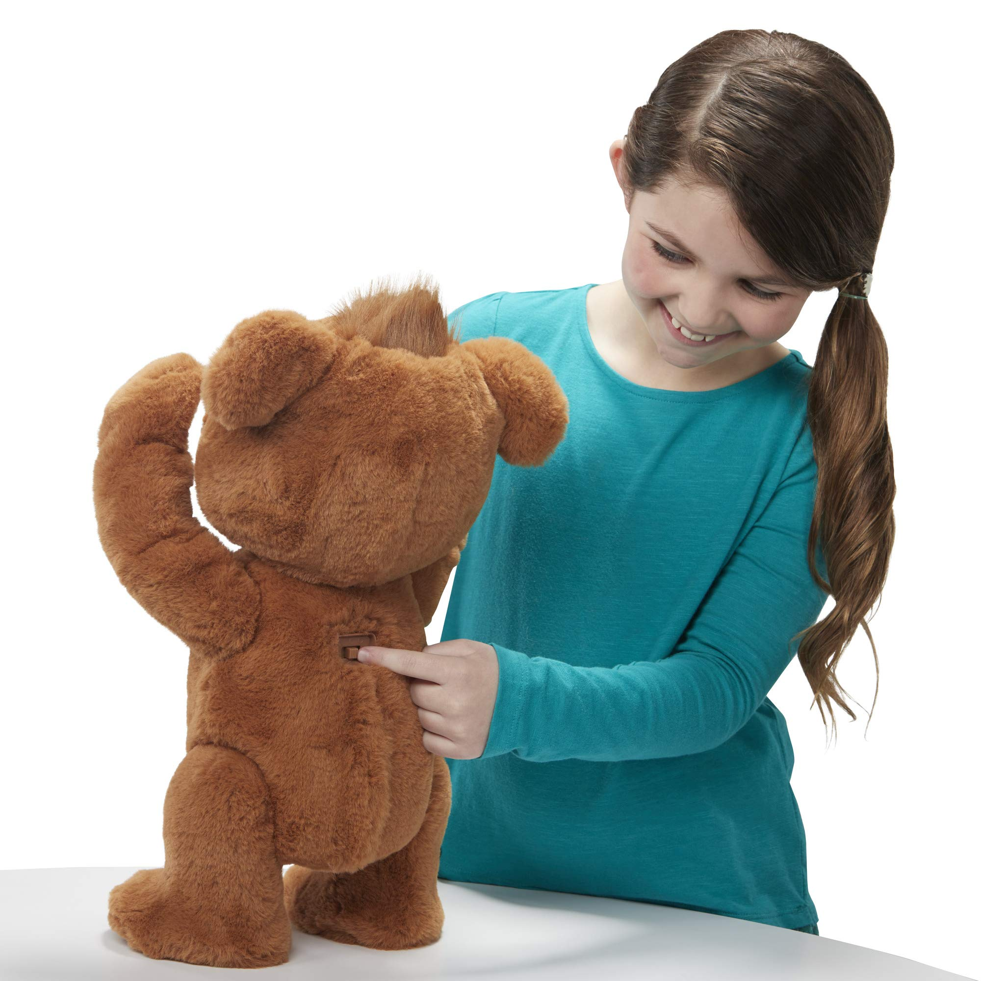 FurReal Cubby, The Curious Bear Interactive Plush Toy, Ages 4 and Up by FurReal (Image #12)