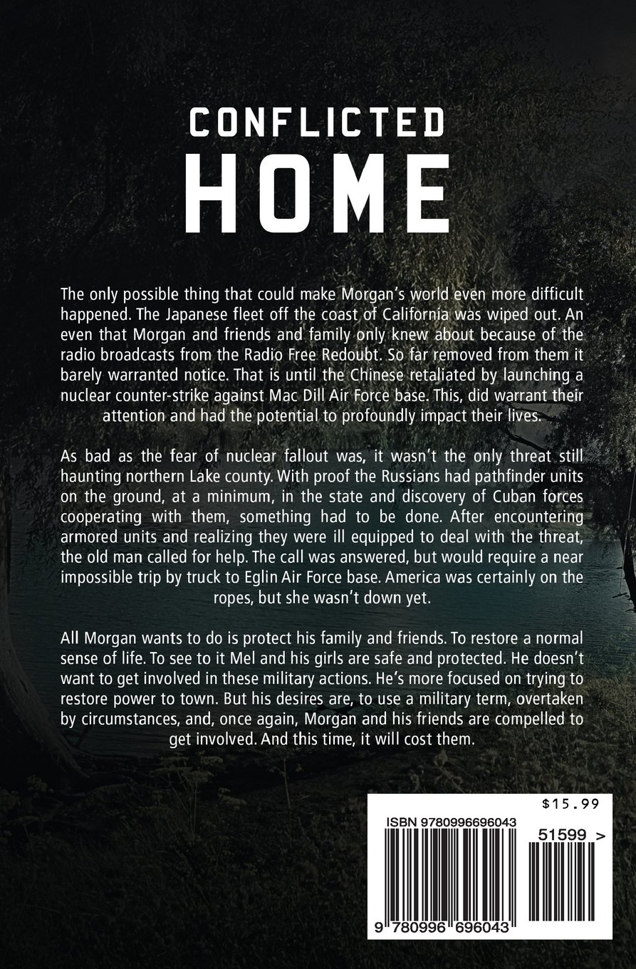 Conflicted Home (The Survivalist) (Volume 9): A American ...