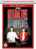 Dan & Phil Interactive Introverts [DVD + Blu-Ray] (Amazon Exclusive Limited Edition) [2018] [Region Free]
