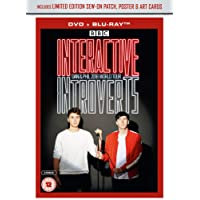 Dan and Phil Interactive Introverts [DVD + Blu-Ray] (Amazon Exclusive Limited Edition) [2018] [Region Free]