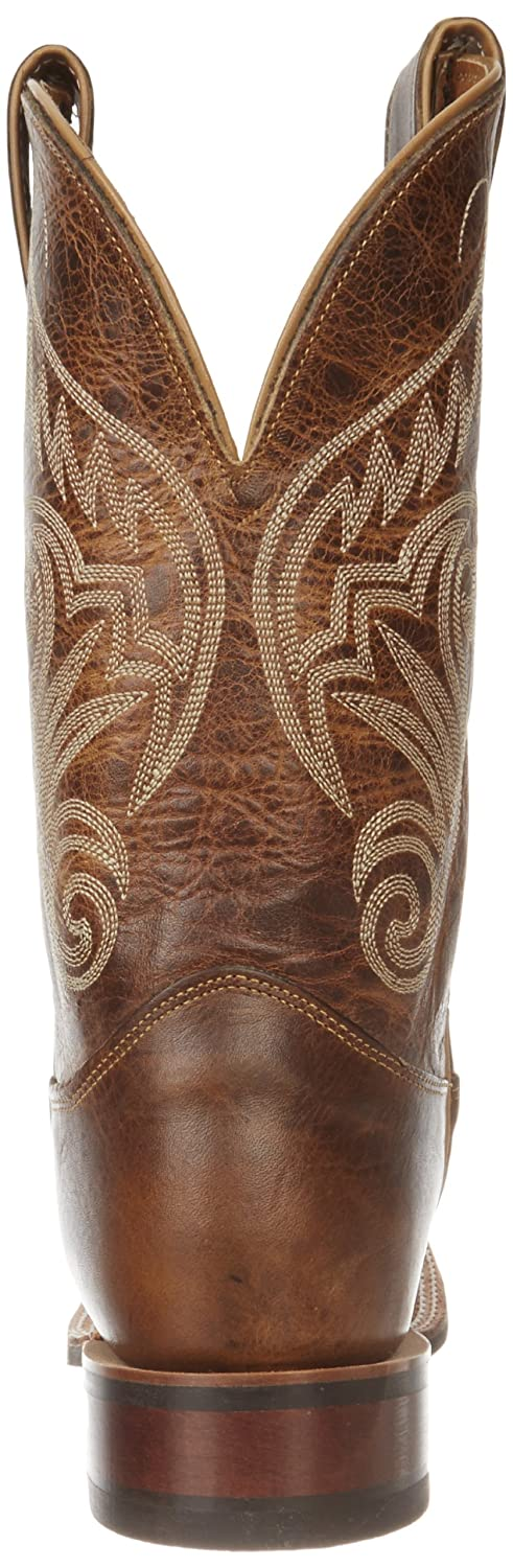 Justin Boots Womens Square-toe Bent Rail Boot