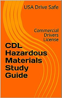 photo about Cdl Hazmat Practice Test Printable identify : CDL Analyze Consultant: Hazmat Endorsement book: CDL