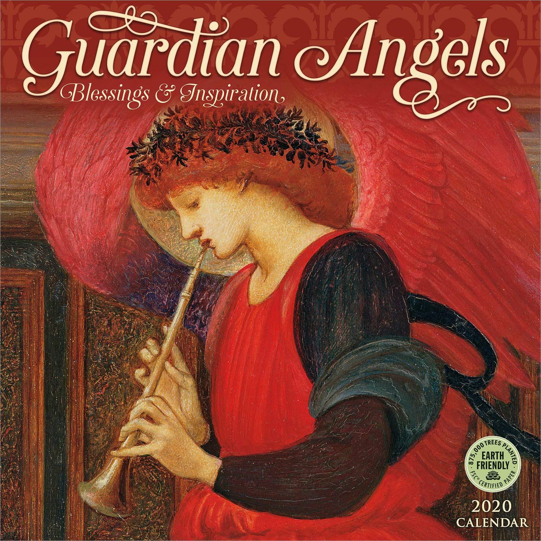 Guardian Angels 2020 Wall Calendar: Blessings & Inspiration