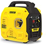 Champion Power Equipment 200961 2500-Watt Dual Fuel Portable Inverter Generator, Ultralight