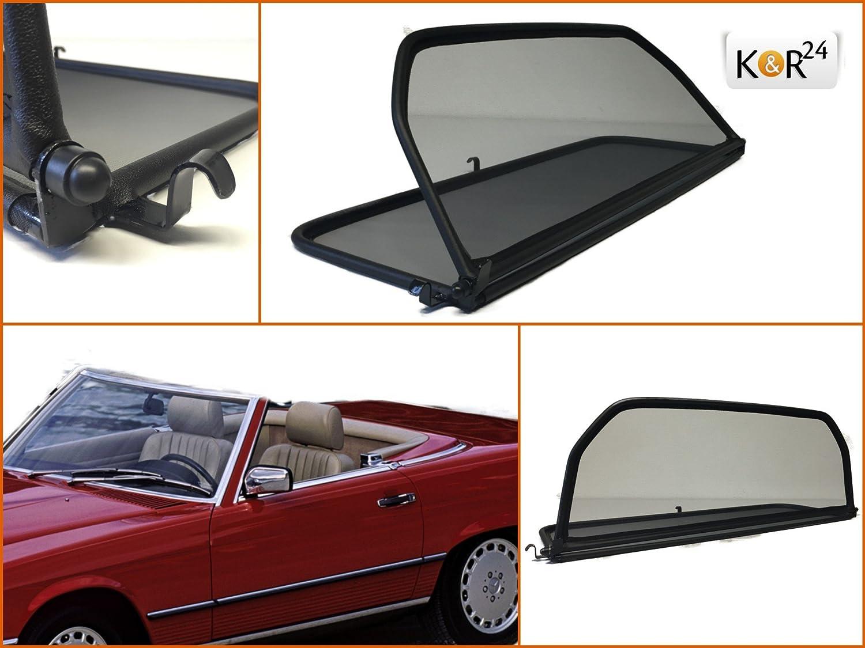 FRANGIVENTO Paravento DEFLETTORE MERCEDES BENZ SL R107 nuovo prodotto di qualità K & R