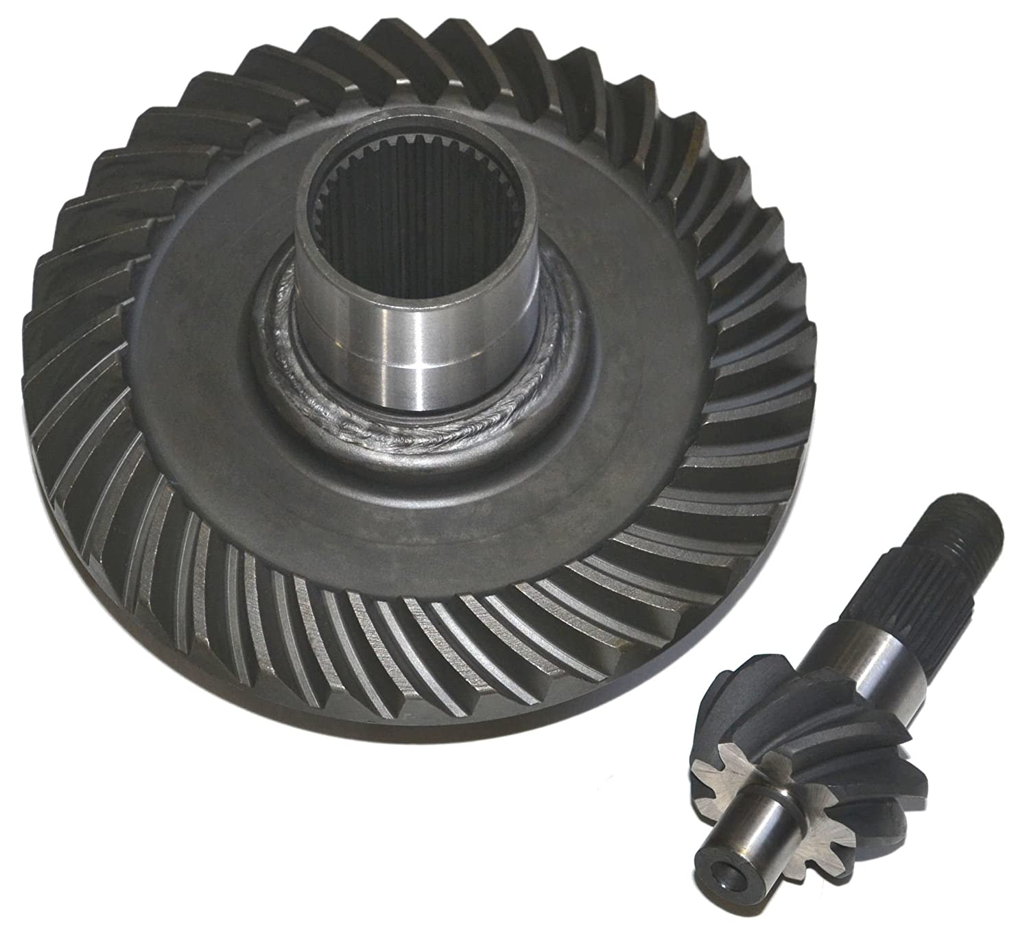 Rear Differential Ring and Pinion Gear fits 1988-2000 Honda TRX300 TRX300FW 300 Fourtrax