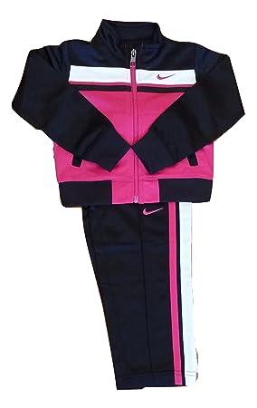 Niñas Chándal Nike (260275 – 023) rosa/negro/blanco Tamaño 2 (1 ...