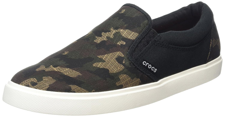 Mens Citilane Graphic Slip Low-Top Sneakers Crocs kdHvV3pZv