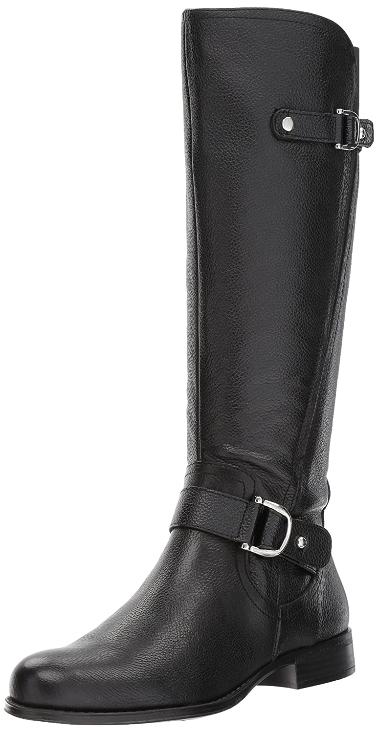 Naturalizer Women's Jenelle Riding Boot B06XBMJCH6 6.5 B(M) US|Black