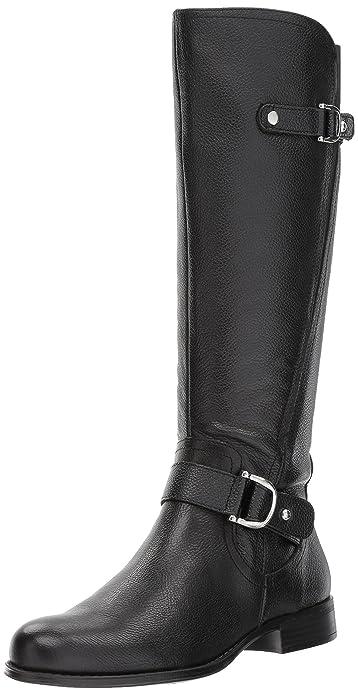 6f535e0a29b298 Amazon.com | Naturalizer Women's Jenelle Riding Boot | Knee-High