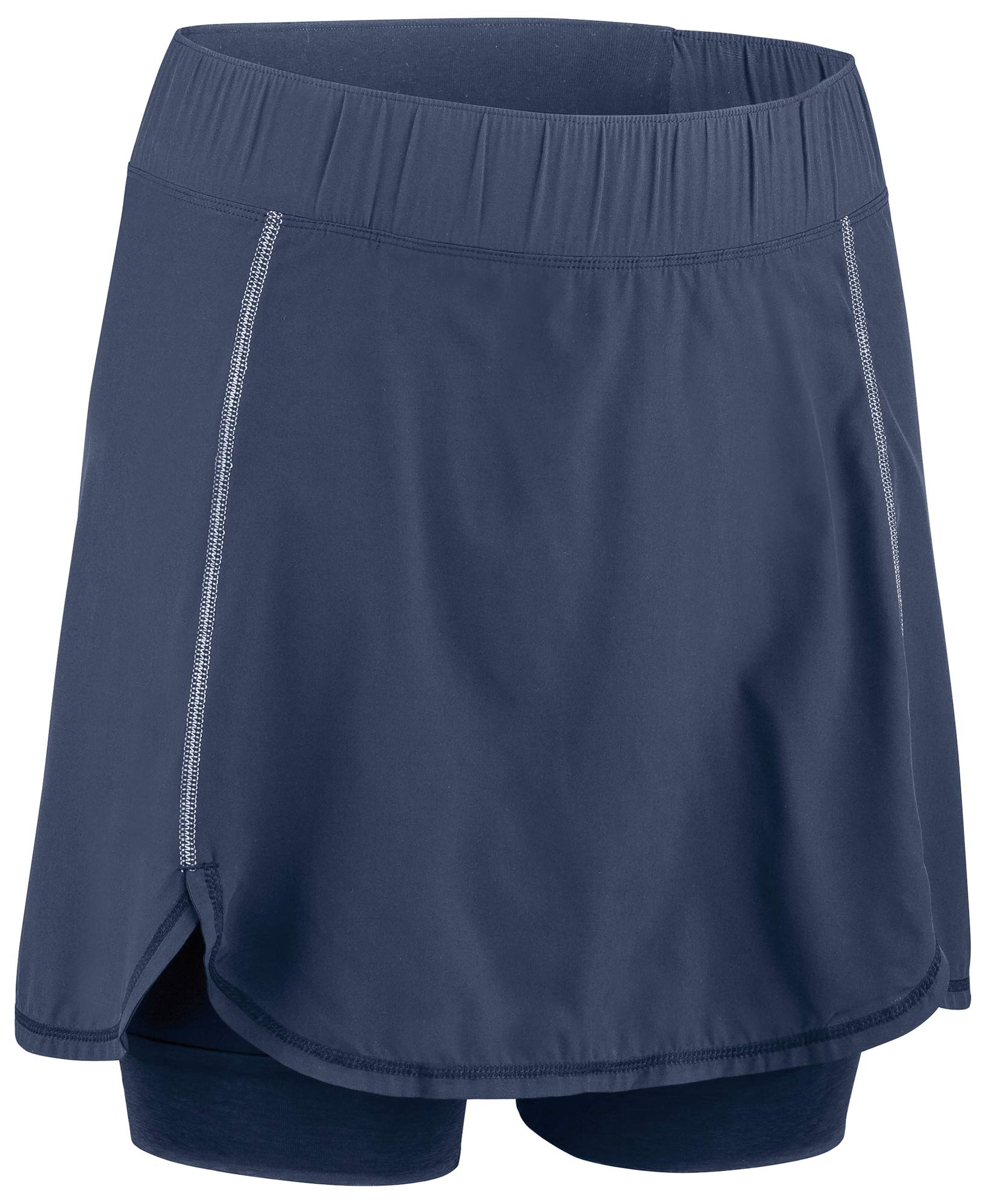 Louis Garneau Women's Urban Bike Skirt, Dark Night, Small by Louis Garneau