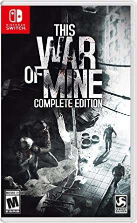 Amazon Com This War Of Mine Complete Edition Nintendo Switch Deep Silver Video Games