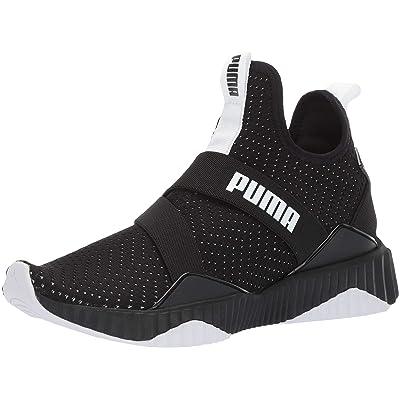 PUMA Women's Defy Mid Sneaker   Fashion Sneakers